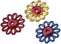 Acor Schaltwerksrollen 11 Zähne Shimano kompatibel diverse Farben