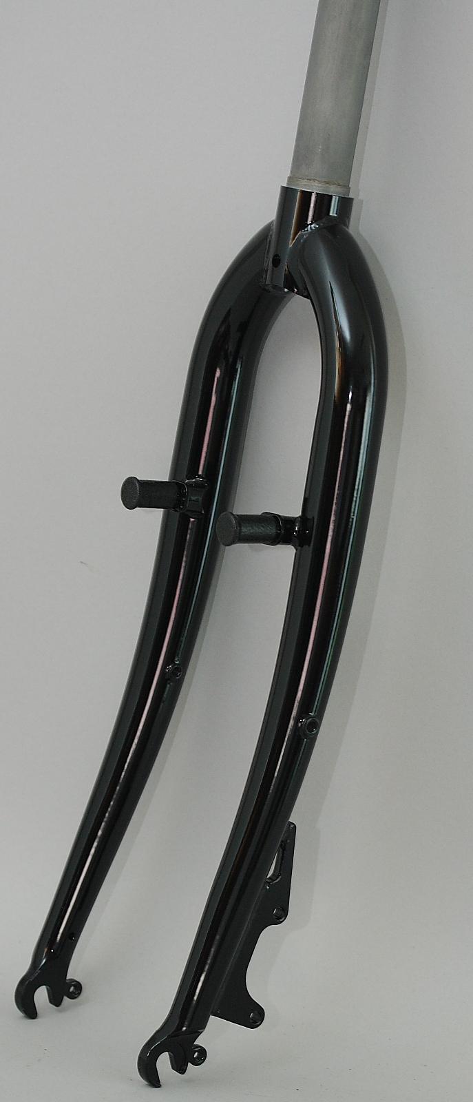 26 Zoll MTB Carbon Gabel von Evo mit Cantisockel für 1 1//8 Zoll