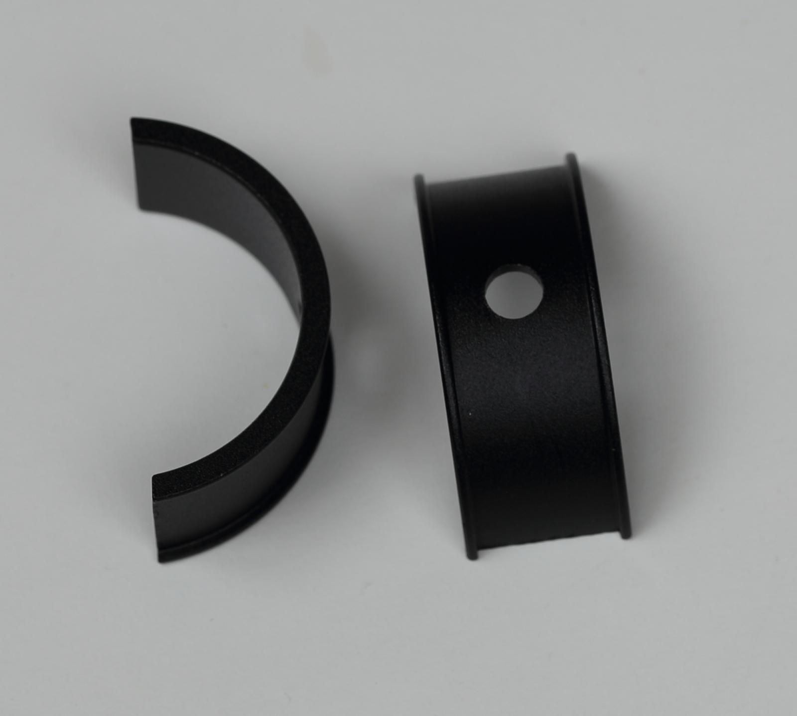 Universal Kettenführung lang für 31,8 und 34,6 mm Sattelrohr