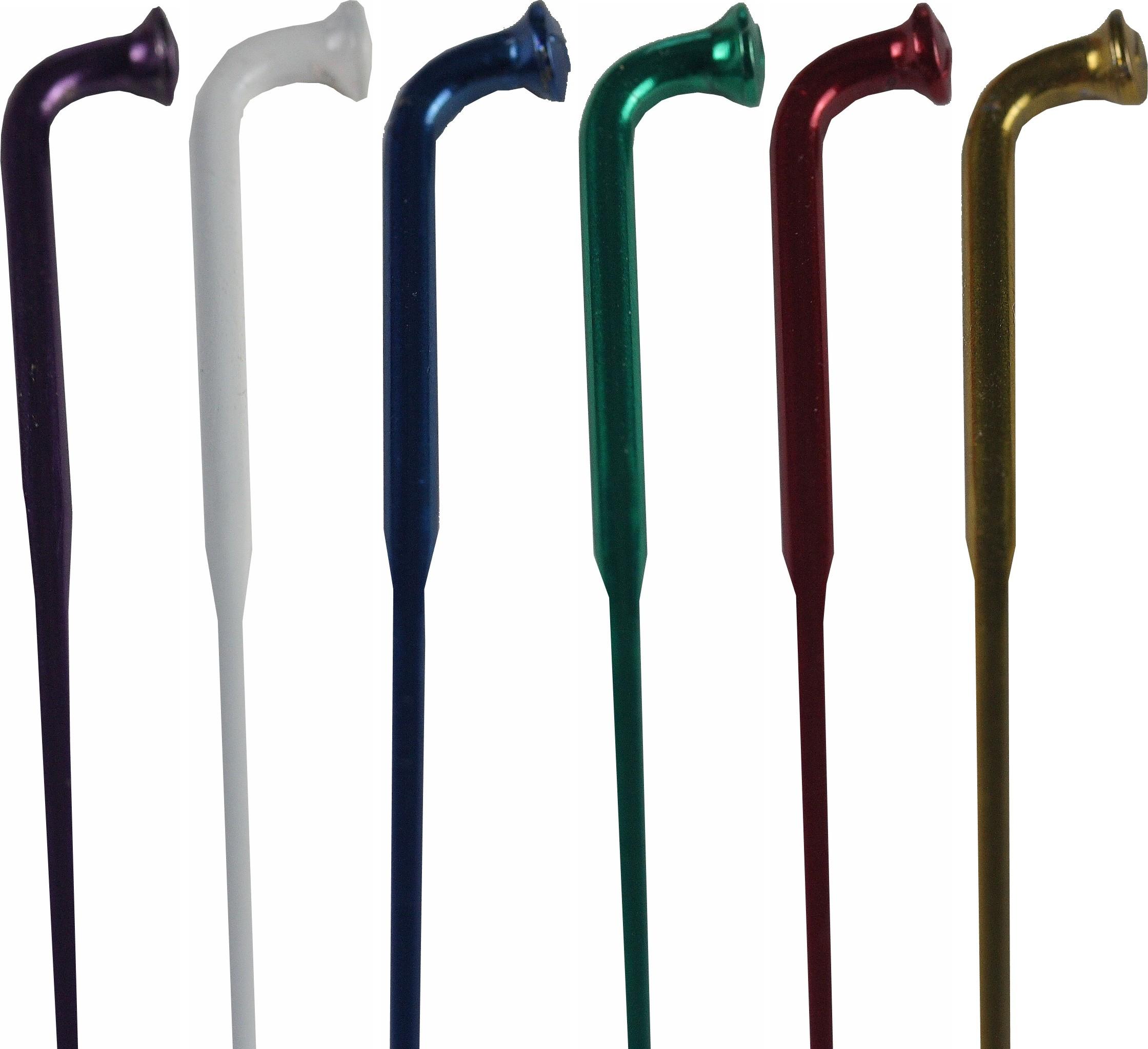 4 Speichen Länge 268 mm Pillar Spokes PSR 14 in diversen Farben