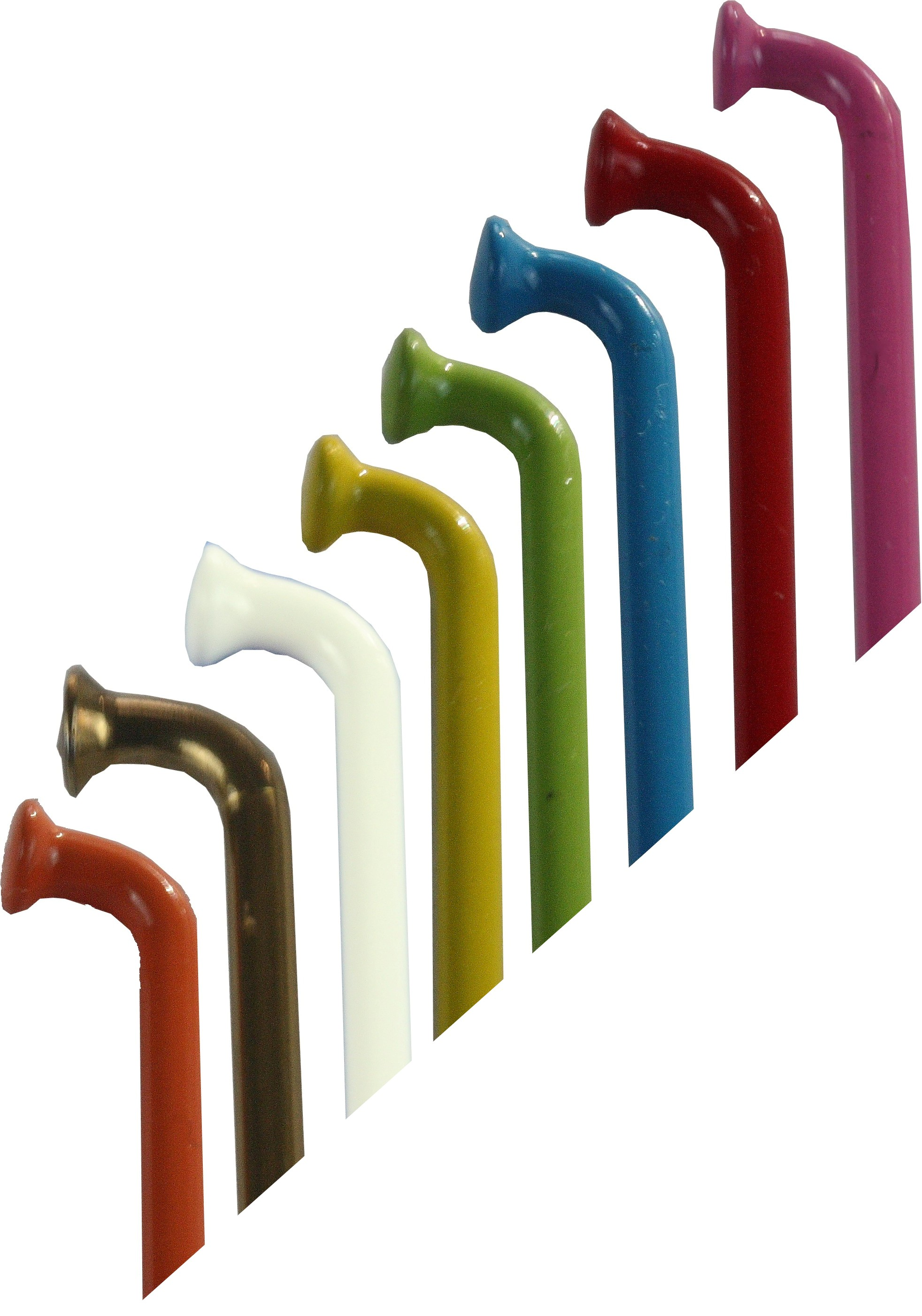 4 Speichen Länge 216 mm Pillar Spokes PSR 14 in diversen Farben Speichen Fahrradteile & -komponenten