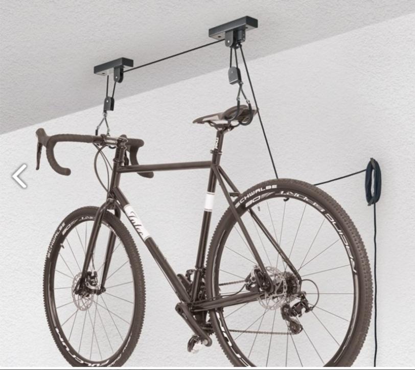 radsport erdmann gro und einzelhandel mecyc seilzug fahrradaufh ngung f r die montage an. Black Bedroom Furniture Sets. Home Design Ideas